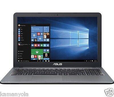 """New Asus X540SA-BPD0602V 5.6"""" Laptop Intel Pentium 1.66GHz 8GB 500GB WS 10"""