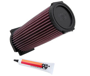 K&N high flow Air Filter 87-04 YAMAHA YFM350X Warrior  YA-4350