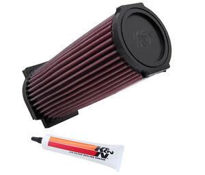 K-N-Intake-KN-Air-Filter-High-Flow-Yamaha-YFM350-YFM-350-X-Warrior-87-88-89-90