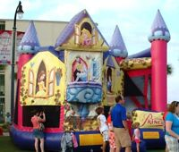 """Inflatable Bouncy Castle Rental /Bouncy House Rental"""