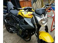 Yamaha xj6 Streetfighter