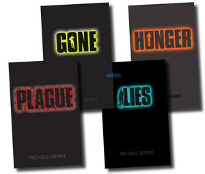Gone-series-Collection-Michael-Grant-4-Books-Set-Pack-bundle-New-Hunger-lies