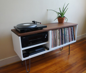 Need a custom built record player stand