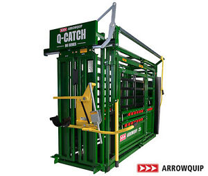 Arrowquip Q-Catch 8600 Squeeze including Head Holder