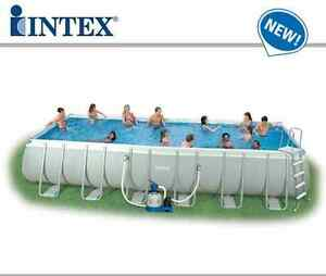 Piscine gonflable traduction for Carrefour piscinas intex