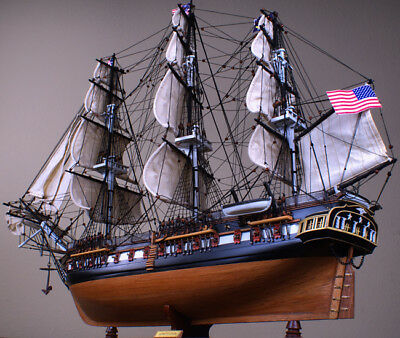 Model Ships Boats - USS Constitution 36