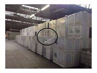Brand New Hoover & Panasonic Washing Machines for sale. RRP: £349