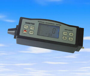 Digital Surface Roughness Profilometer Ra, Rz, Rq, Rt