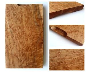 Artisan Birds Eye Charcuterie Serving Cheese Board Hand Crafted