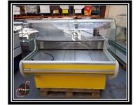 Serve Over Counter Display Fridge Meat Chiller 150cm (4.9 feet) ID:T2514