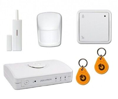 Gebraucht, Jablotron Alarmset AZOR AZK GSM Alarmanlage gebraucht kaufen  Marienwerder