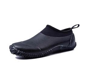 Waterproof Garden Ankle Shoes, Car Wash, Rain Boots