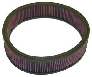 K&N Air Filter - 1968-1989 CHARGER ROADRUNNER CHALLENGER CUDA...