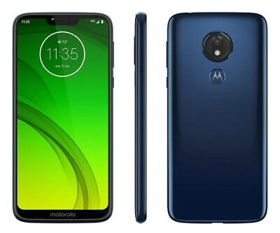Motorola Moto G7 Power - 32GB - Marine Blue (UNLOCKED) (Single SIM)