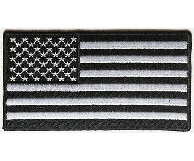 a24 black and white american flag 3