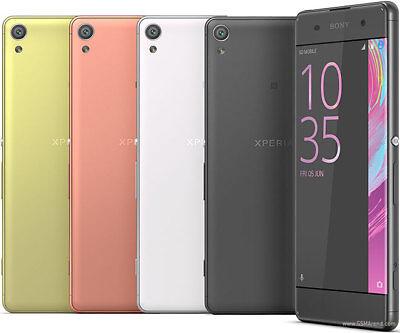 "Sony Xperia XA F3111 5"" 16GB 4G Unlocked Smartphone"