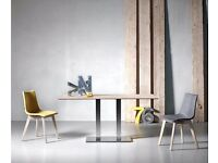 Brand new Italian designed and made dining table (£150 instead of £700 - 80% off)