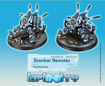 Infinity BNIB PanOceania - Dronbot Remotes (REM)