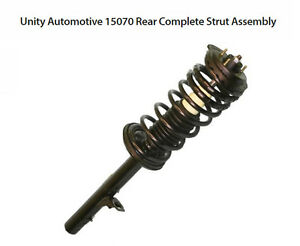 Intrepid Complete Rear Strut Assembly(s)