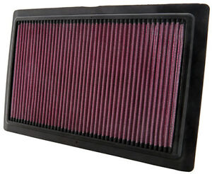 K&N Buell Performance Air Filter - 1125R 1125CR 2008 2009 2010