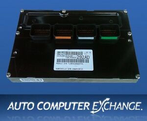 Chrysler PT CRUISER Engine Computer Module ECM PCM ECU -