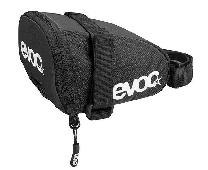 EVOC SADDLE BAG BLACK 0,7l // Satteltasche, Mountainbike, schwarz
