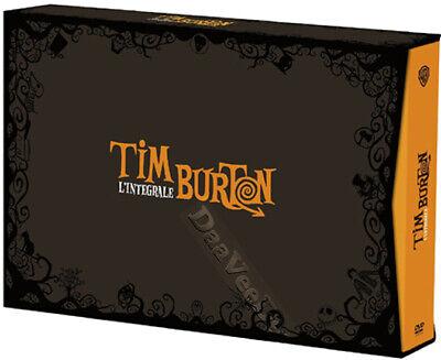 Tim Burton Collection NEW PAL Classic 17-DVD Set T. Burton Johnny Depp D. DeVito
