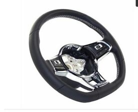 Golf r mk 7 steering wheel without airbag
