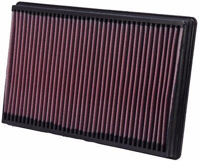 Fits Lexus LS430 2001-2006 4.3L K&N Performance High Flow Replacement Air Filter