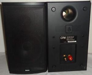 Boston Acoustics CR6 speakers