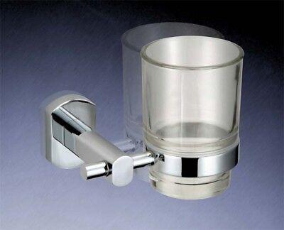 Diseño Portavasos Para Cepillo de Dientes Vaso Soporte de Cristal