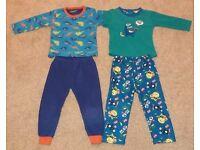 boys pyjamas from Primark 4-5years