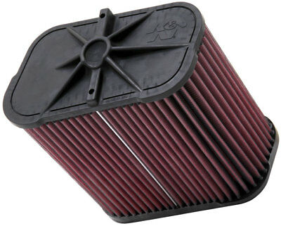 KN AIR FILTER (E-2994) REPLACEMENT HIGH FLOW FILTRATION - Kn Air Filter Cleaner