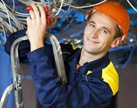 Electrician residential and some commercial