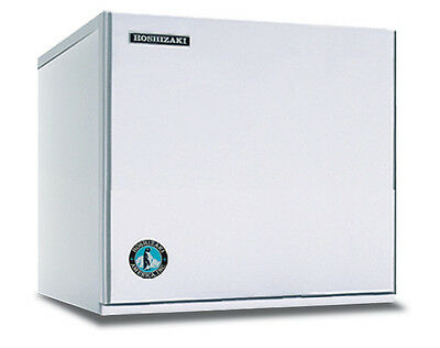 New 560 Lb Ice Maker Hoshizaki Kmd-530mrh 5629 Commercial Nsf Machine Remote