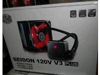 Coolermaster Seidon v120 v3 watercooler brand new