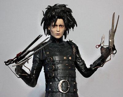 EDWARD SCISSORHANDS 1/4 scale statue~HCG~Horror movie~Halloween~NIB (Edward Scissorhands Halloween)