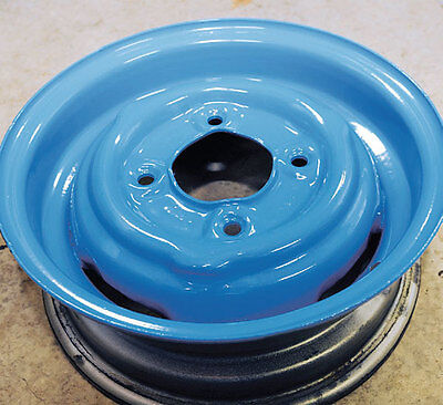Baby Blue Light Blue Powder Coating Paint - New 1lb