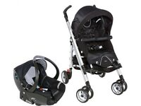 Bebeconfort loola pushchair and car seat baby travel system