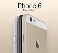 iPhone 6 & 6+ Unlocked+WIND 16GB SpaceGrey/Gold/Silver $649 $749