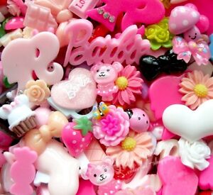 50pcs Lots mix Assort Easter DIY Resin Flatback Buttons Scrapbooking Craft B103
