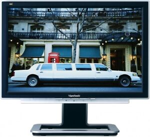 Viewsonic VX2025WM 20.1 Widescreen LCD Display (MVA Panel)