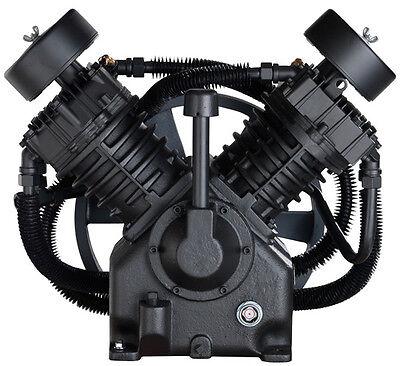 Campbell Tx2101 10hp 2-stage Air Compressor Pump Replaces Ci10 Speedair 5z402