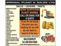 For all your Plant and equipments needs