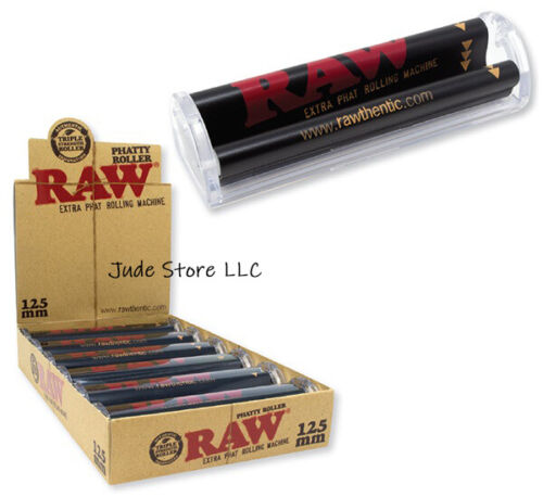 RAW Phatty 125mm Roller Extra Phat Cigar size Rolling Machine