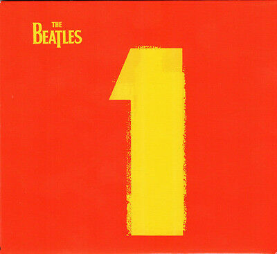 The Beatles - 1 [2015 Remestered CD] 27 songs Digipak New & Sealed