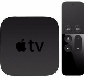 AUCTION New, Apple TV (4th generation) Model A1625 - A2
