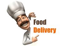 Takeaway Delivery Driver £8/ph