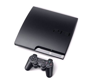 PS3 WITH CONTROLLER!!
