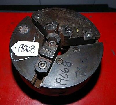 Pratt Burnerd 10 Inch 3-jaw Chuck Inv.19068